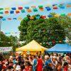 Maailma kylässä -festivaaleille